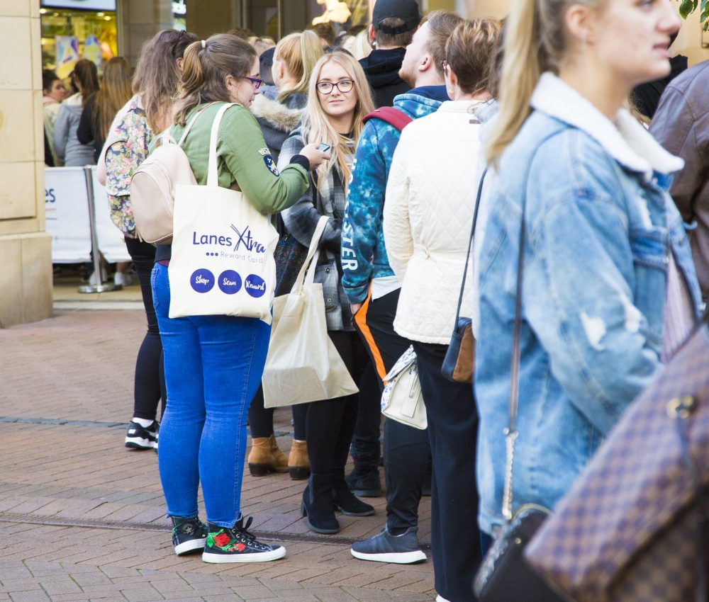 The Lanes Shopping Centre, Student Night - 27.9.2018-8471
